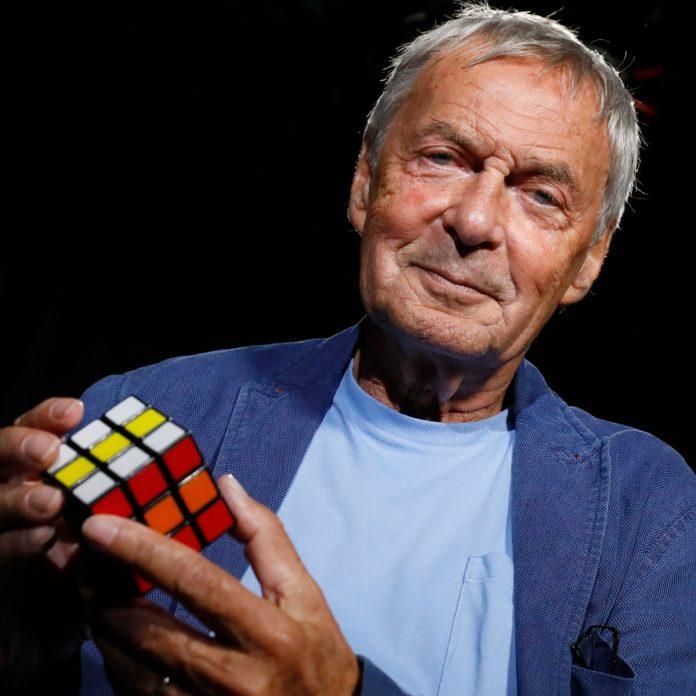 Erno Rubik, zdroj: The Guardiann